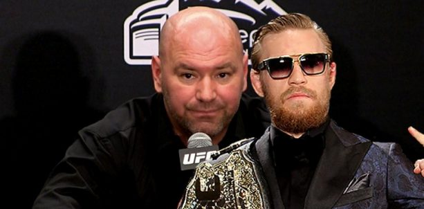 Dana White not involved in further Mayweather-McGregor negotiations?