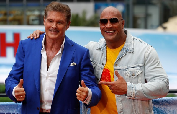 The Rock and The Hoff Are the Greatest Thing Since PB&J