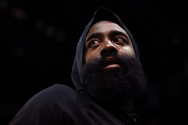 James Harden High on the Big 3 League