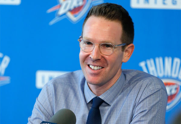 OKC Thunder GM Sam Presti Taking James Dolan's Call?
