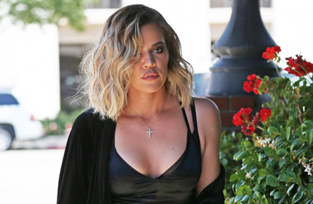 What's Up With Khloe Kardashian's Nasty Old Lady Legs?