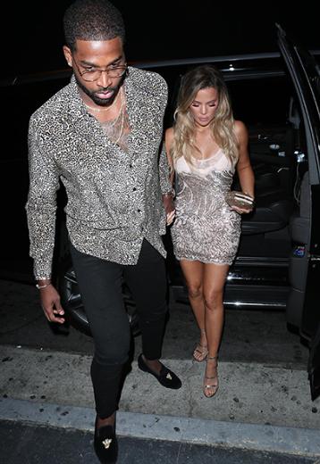 Khloe Kardashian And Tristan Thompson Are Engaged