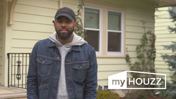 My Houzz: Kyrie Irving re-doing the House he Grew up in for his Father