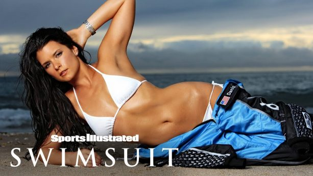 NASCAR Beauty Danica Patrick Goes Topless For Her Steamy Photoshoot