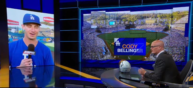 Cody Bellinger Doesn't Know What Jerry Seinfeld Does