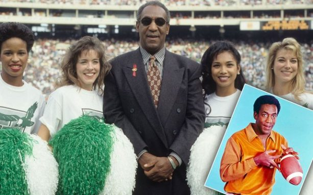 Bill Cosby Bet Big on this NFL Team