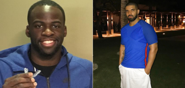Draymond Green Continues to Roast Drake