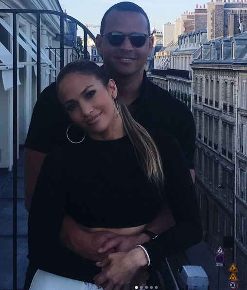 "Alex Rodriguez Gushes Over Jennifer Lopez, ""If you want to be together you are together"""