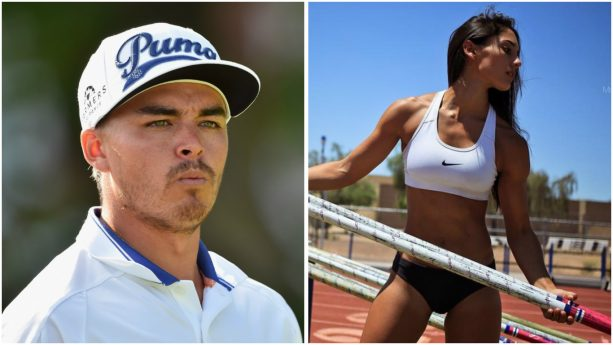 Rickie Fowler and Allison Stokke Make Their Love Instagram Official