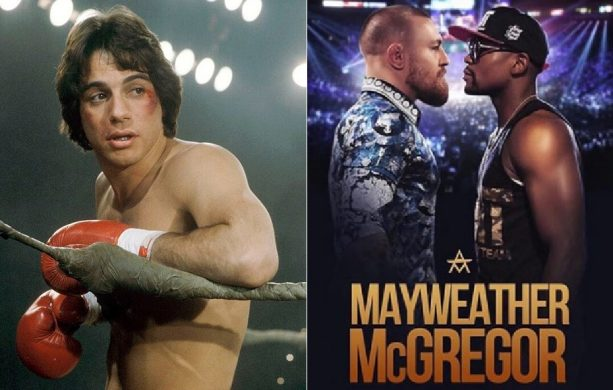 Former Boxer Tony Danza Weighs in on Mayweather McGregor