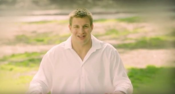 Father's Day with Gronk is All Jerky No Beef