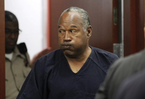 O.J. Simpson's Illness Has Him Weighing Over 3 Bills