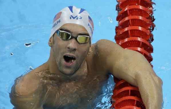 Michael Phelps Is Going To Race A Shark For Shark Week