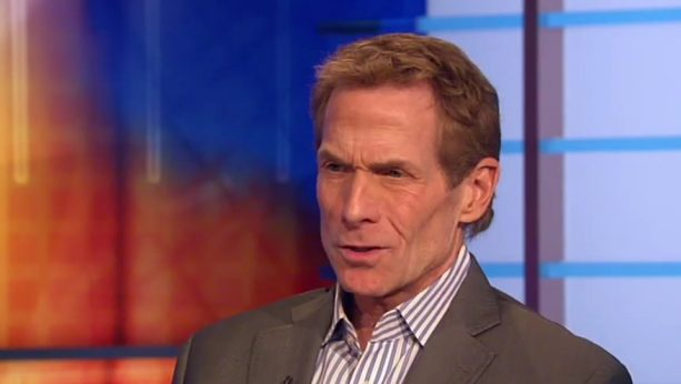 Skip Bayless Slams LeBron James For Drinking Water