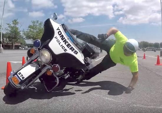 2017 Yonkers(New York) Police Motorcycle School