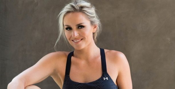 Lindsey Vonn Looking Festively Hot on the 4th