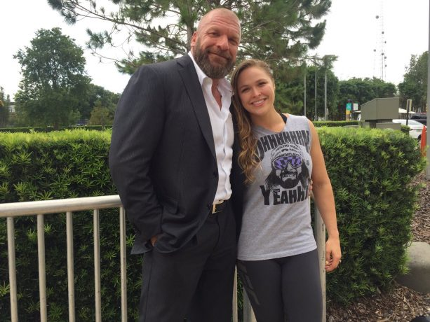 Ronda Rousey All Set to Join the WWE