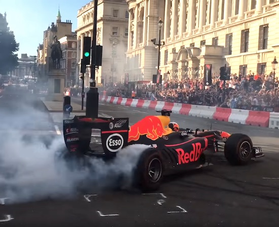Formula 1 Live Comes to London for the British Grand Prix