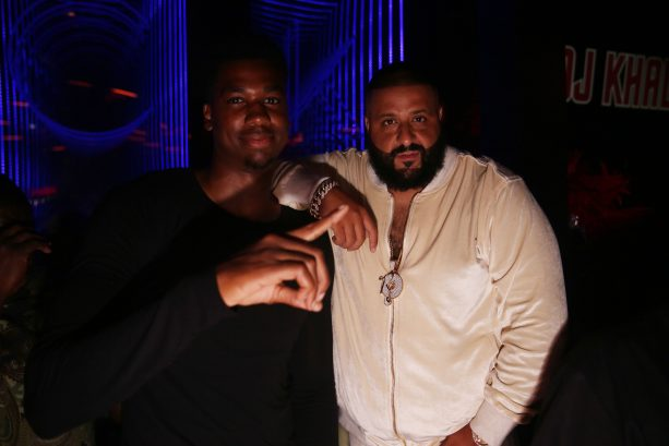 Khaled Gives El Clasico a True Taste of Miami