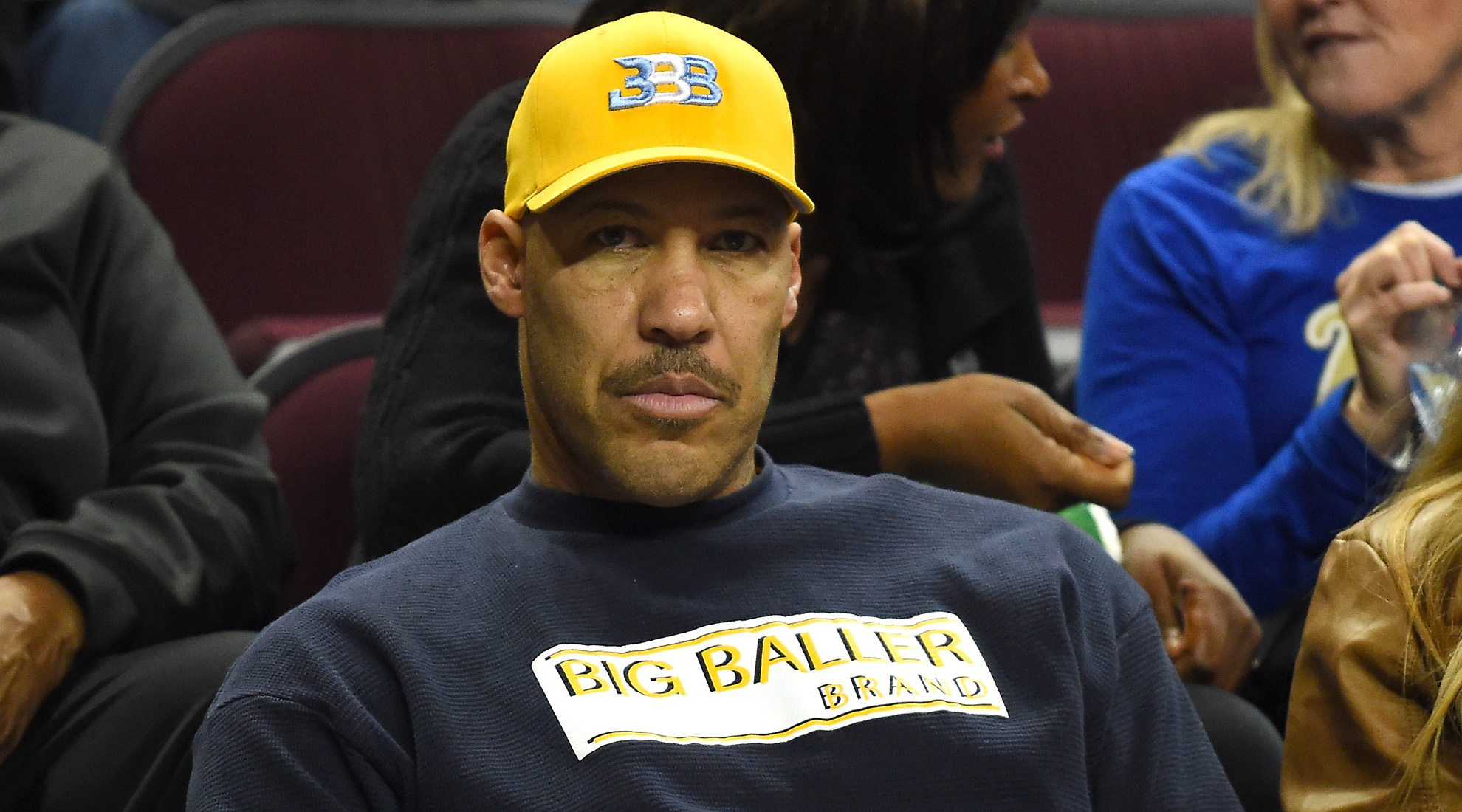 LaVar Ball Takes Shots At The 76ers
