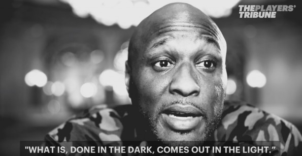 Lamar Odom Opens Up About Cocaine Addiction