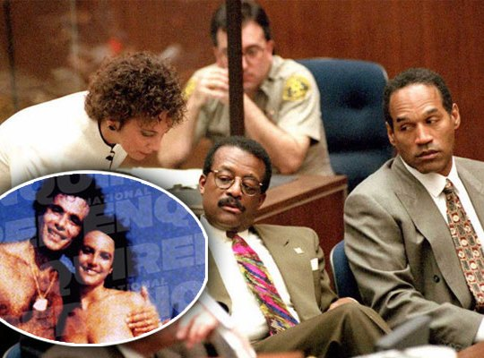 OJ Simpson Prosecutor Marcia Clark's Topless Photos Uncovered