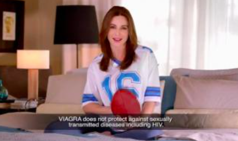 NFL Goes Limp: Loses Viagra and Cialis