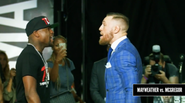 """MAYWEATHER VS. MCGREGOR"" — A Bad Lip Reading"