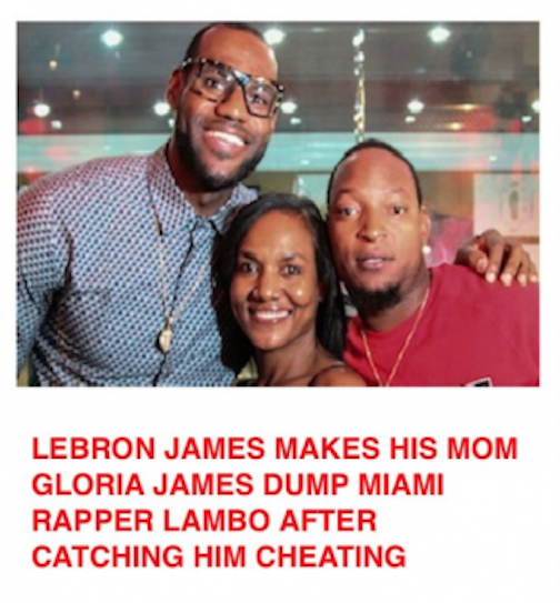 LeBron James Stepfather Goes On Wendy Williams For Interview