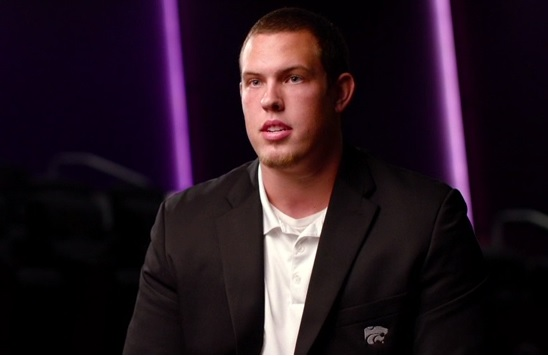 Kansas State Offensive Lineman Comes out as Gay