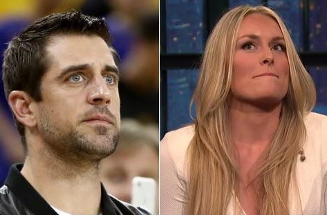 Lindsey Vonn Comes Clean About Her Relationship with Aaron Rodgers