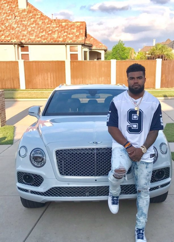 Ezekiel Elliott Appealing Conviction for Speeding 100 mph on Tollway