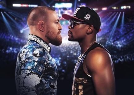 Showtime Drops A Mayweather-McGregor Trailer