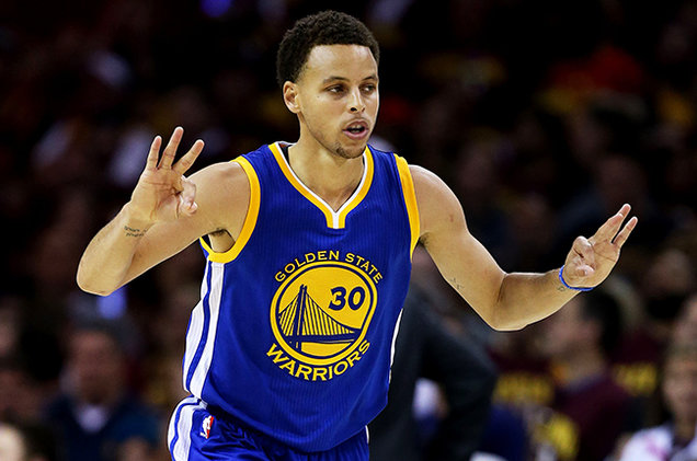 The Warriors Made Steph Curry The Highest Paid Player In The NBA