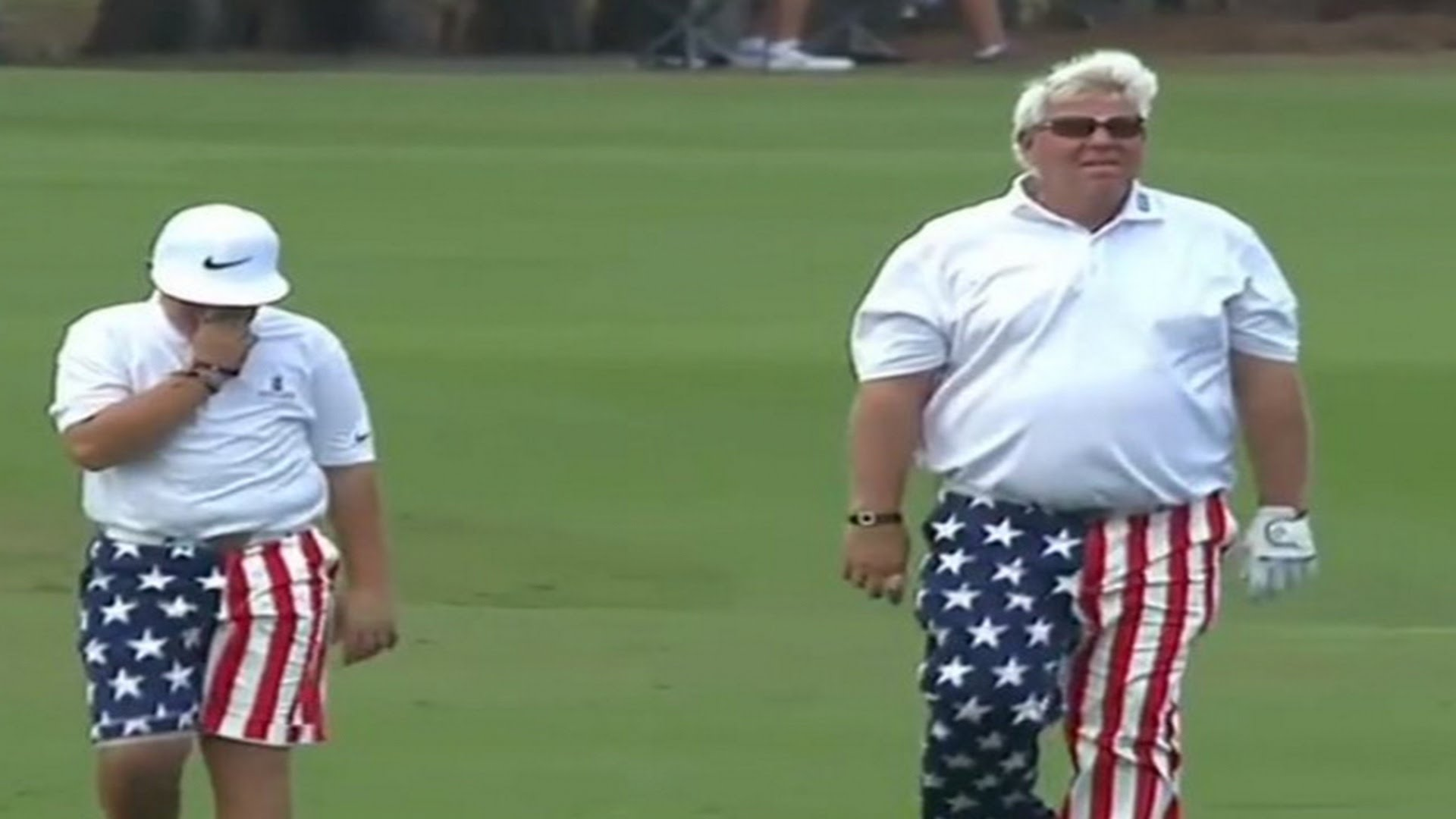 John Daly Turns Down LPGA Player's Charity Golf Invite Because Of Her Comments On Trump