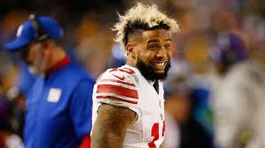 Odell Beckham Jr Added More Bizarre Ink