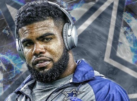 Ezekiel Elliott's Man Purse is all the Rage