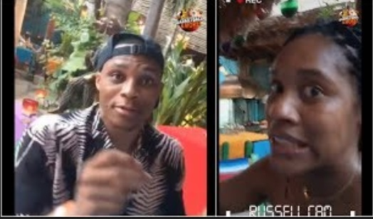Russell Westbrook Tries to Sing in Spanish with the Mariachi as he's Chilling in Cabo