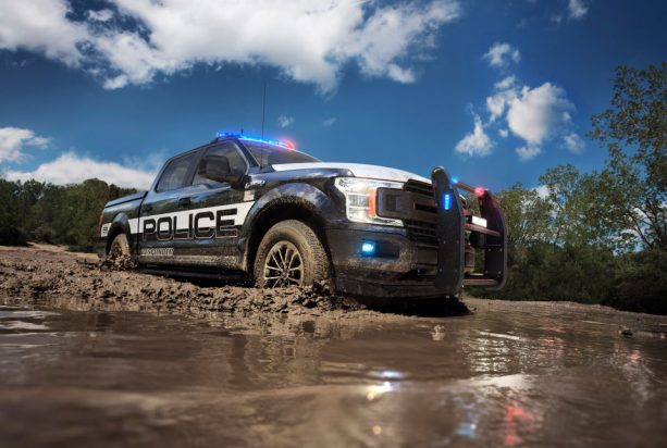 Ford's F-150 Police Responder is Pretty Badass