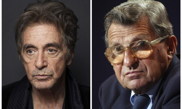 Al Pacino Is a Dead Ringer for Joe Paterno