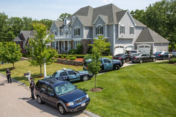 Aaron Hernandez' Killer House Back on the Market