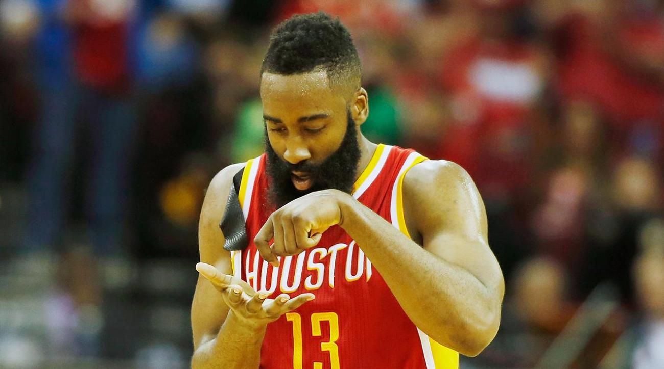The Rockets Gave James Harden The Richest Extension In NBA History