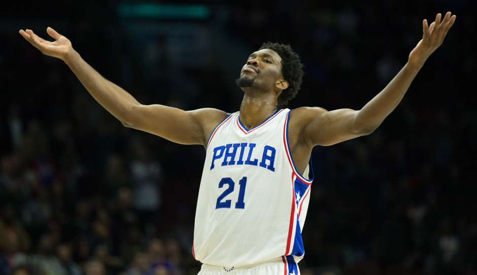 Joel Embiid's Back and Forth With LaVar Ball Is Going To Cost Him 10k
