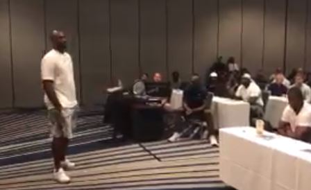 Kobe Bryant Welcomed The Chargers To LA
