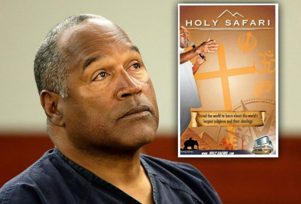 OJ Simpson Planning to Become Televangelist