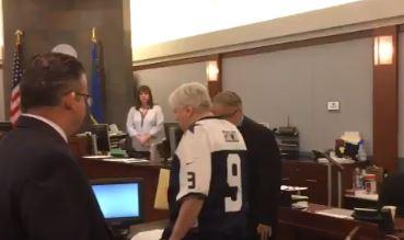 Tony Romo Jersey Wearing Murderer Sentenced To Death