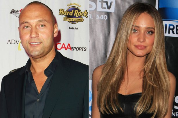 Someone Overheard Derek Jeter Talking About a Separation from Hannah Jeter