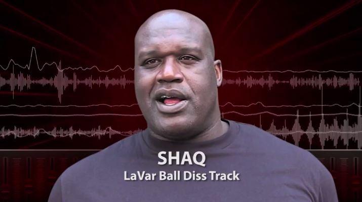 Shaq Dropped A LaVar Ball Diss Track