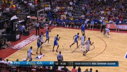 The Summer League Blooper Reel Is A Must See