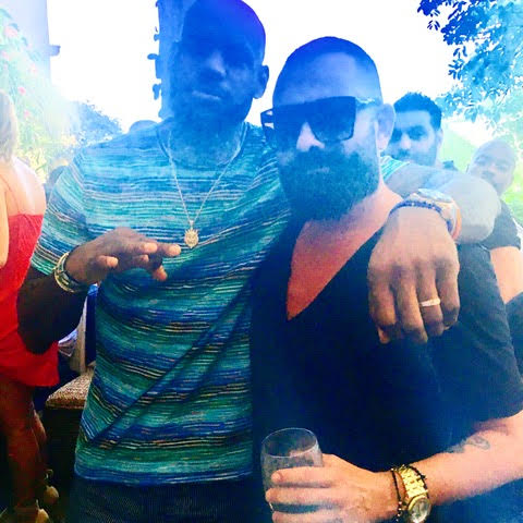 Lebron brings Miami love to KIKI ON THE RIVER